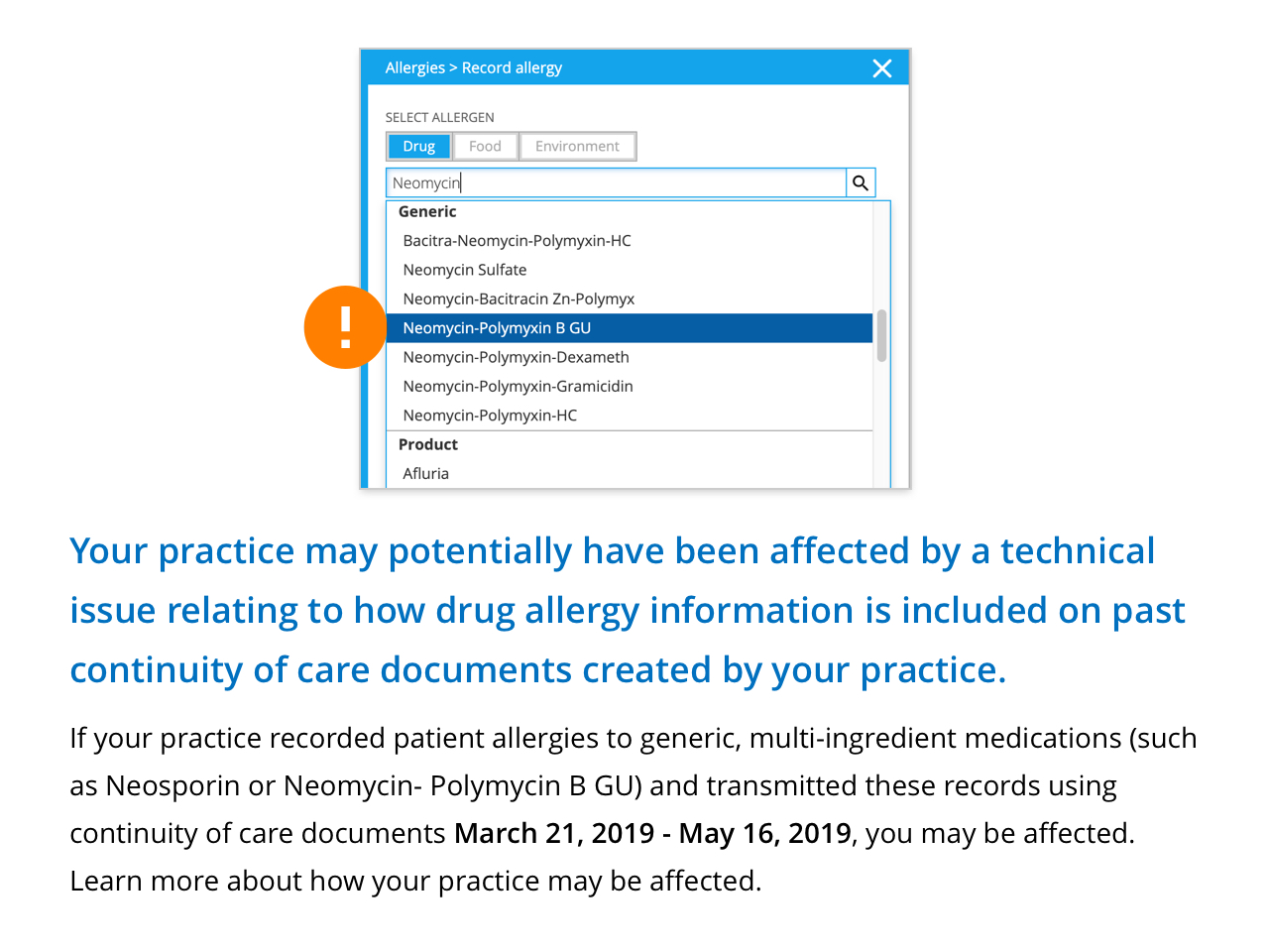 Patient Safety Briefing-Multi-Ingredient Med
