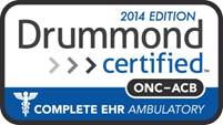 Drummond certified seal 2014 edition