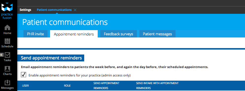 Patient Communications