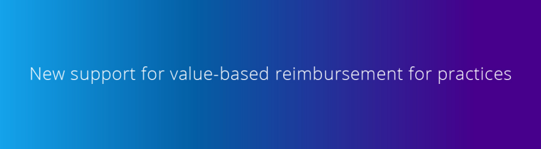 Value-based Reimbursement